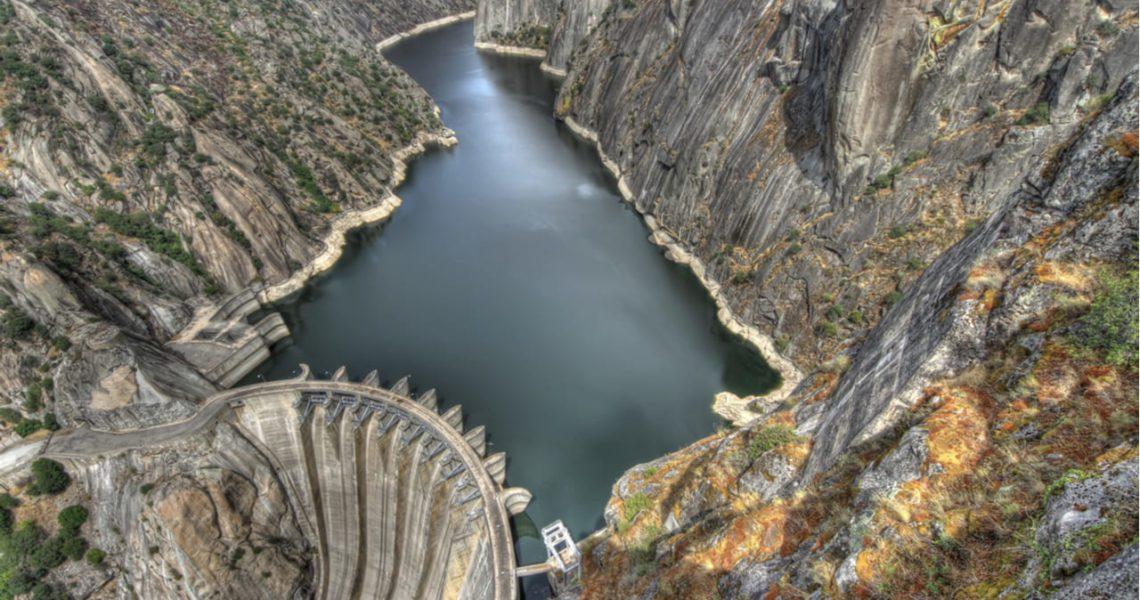 Los embalses despiden 2020 con un 12% de agua menos de la media