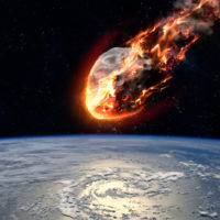 El 60% del agua de la Tierra tiene su origen en el impacto de meteoritos