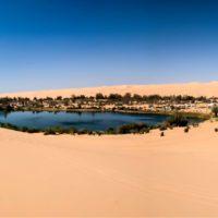 El final del Sahara Verde provocó un milenio de sequía en Asia