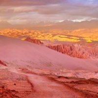 Estudian el pasado de Marte tras las lluvias en el desierto de Atacama