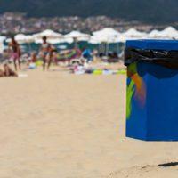 El 96,8% de los españoles reclama más puntos de reciclaje en las playas