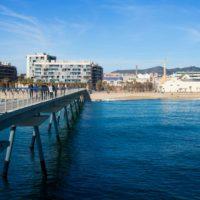 Badalona, más resiliente al cambio climático y las inundaciones