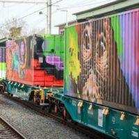 Renfe llevará el Tren de la conciencia ambiental a la COP25 de Chile