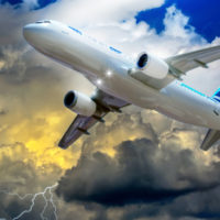 El cambio climático triplicará las turbulencias en los aviones