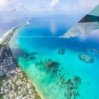 Las islas del Pacífico debaten sobre el cambio climático en Tuvalu