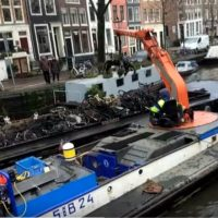 El lado oscuro de las bicicletas de Ámsterdam
