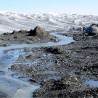 Groenlandia vertió al mar 197 gigatoneladas de agua en julio