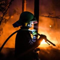 Las llamas arrasan tres millones de hectáreas de bosque en Siberia