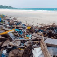 La nación insular de Tuvalu prohíbe los plásticos de un solo uso