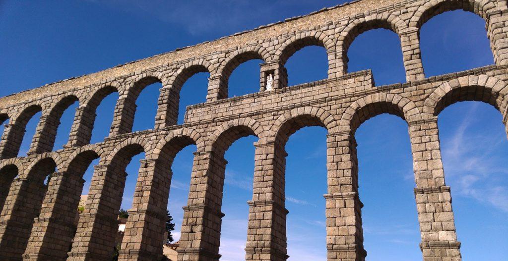 Acueducto de Segovia. | FOTO: Jacqueline Macou