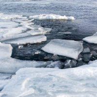 La superficie helada del Ártico se sitúa en mínimos históricos