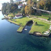 Ferrol recupera su dique de mareas