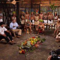 El Pacto de Leticia busca detener la devastación de la Amazonía
