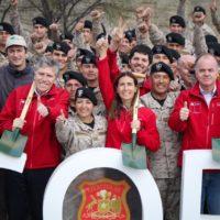 El ejército de Chile plantará 100.000 árboles hasta 2022