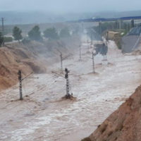 Las lluvias torrenciales de la DANA desbordan las previsiones