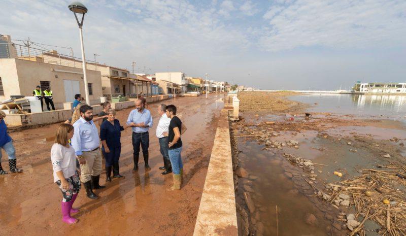 Ribera reclama una estrategia para el litoral compatible con el cambio climático
