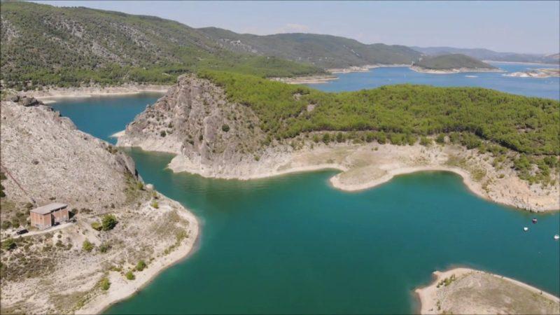 El año hidrológico encara su último mes con los embalses al 44,5% de su capacidad total