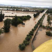 Campo de Cartagena recibe 3 millones para invertir en resiliencia frente a inundaciones