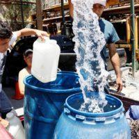 Honduras declara la emergencia por falta de agua para consumo
