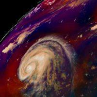 Lorenzo ya es el huracán de categoría 5 más oriental de la historia