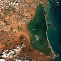El mar Menor continúa su recuperación de la DANA de septiembre