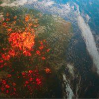 Agosto de 2019, el mes con mayor número de incendios registrados