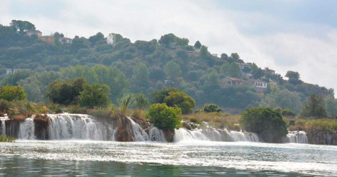 Las Lluvias Hacen Rebosar Las Lagunas De Ruidera El ágora Diario