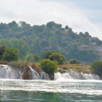 Las lluvias hacen rebosar las Lagunas de Ruidera