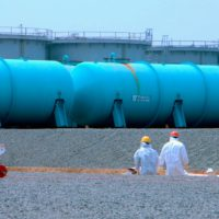Japón plantea verter el agua radioactiva de Fukushima al mar
