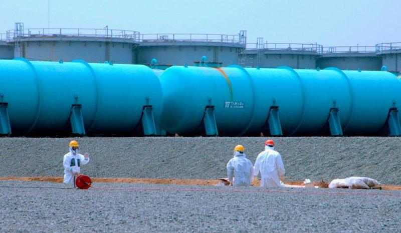 Japón se prepara para dar una solución al agua de Fukushima