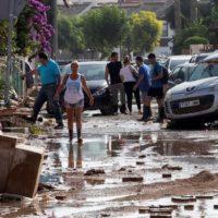 Los expertos reclaman inversión para adaptar las infraestructuras a las lluvias extremas