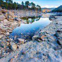 La reserva hidráulica vuelve a descender y se sitúa al 43,3% de su capacidad total
