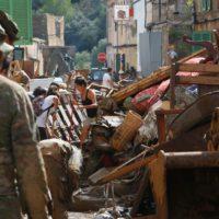 Las inundaciones causan pérdidas de 800 millones cada año, afirma la ministra Ribera
