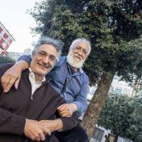 Fernando Fueyo y Bernabé Moya