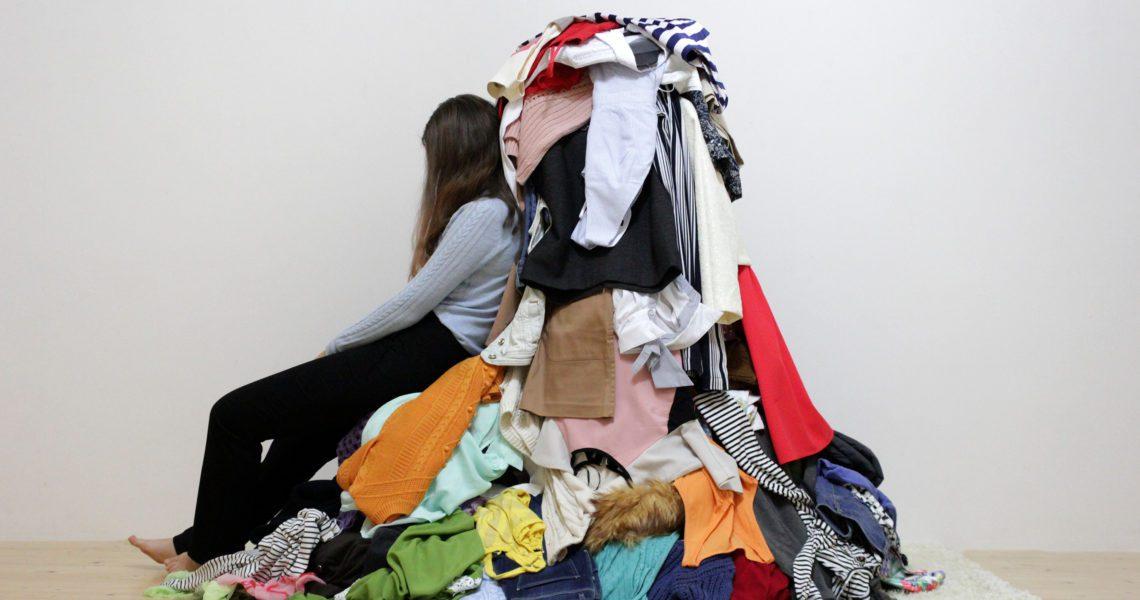 La ruina textil: 800.000 toneladas de ropa van a la basura cada año