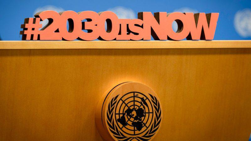 Para cumplir con la Agenda 2030 será necesario duplicar esfuerzos