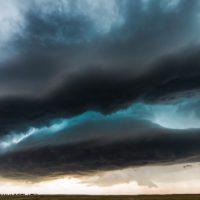 Un timelapse en 4k muestra cómo se generan las tormentas
