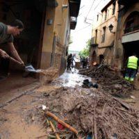 La DANA colapsa de agua y barro el Este peninsular