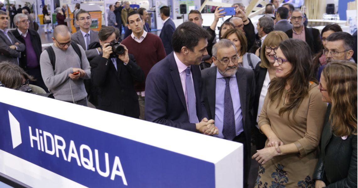 Gobernanza, depuración y gestión del agua a debate en Efiaqua
