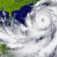 Los huracanes pueden crear terremotos de hasta una magnitud 3,5