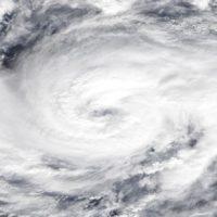 Pablo, un huracán atípico que bate récords