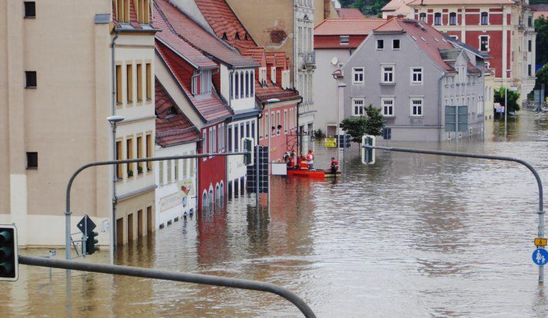 La subida del mar provocará un 'efecto cascada' en las ciudades