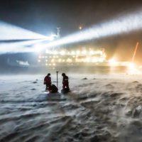 Ciencia española en el Ártico: rompehielos, osos polares y temperaturas extremas