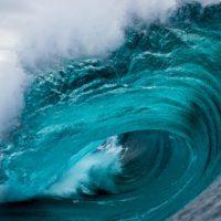 La altura y el giro del oleaje cambiará en la mitad de las costas con el cambio climático