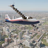 La NASA comienza las pruebas de su novedoso avión eléctrico