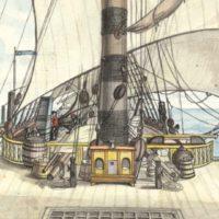 De la Antártida a Venecia: la épica marina en los cuadernos de bitácora