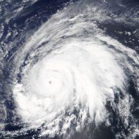 Huracanes como Lorenzo podrían visitar Europa los próximos años