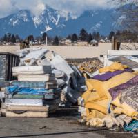 El reciclaje de colchones se echa la siesta
