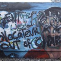 Destruyen el mural de Greta Thunberg en Canadá