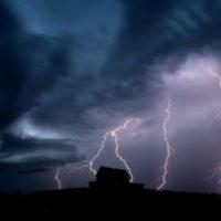 El cambio climático puede aumentar la formación de rayos